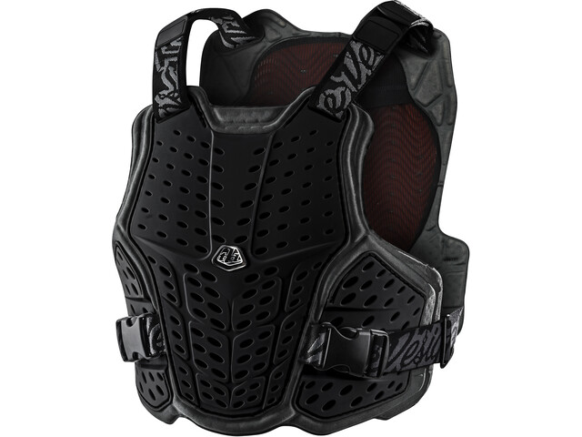 Troy Lee Designs Rockfight CE Flex Chest Protector, negro